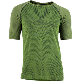 UYN Running Activyon 2.0 OW SS Shirt Men green parrot/parrot light